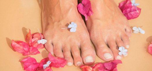 борба с потните крака