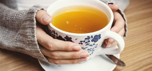 чай за бяло течение
