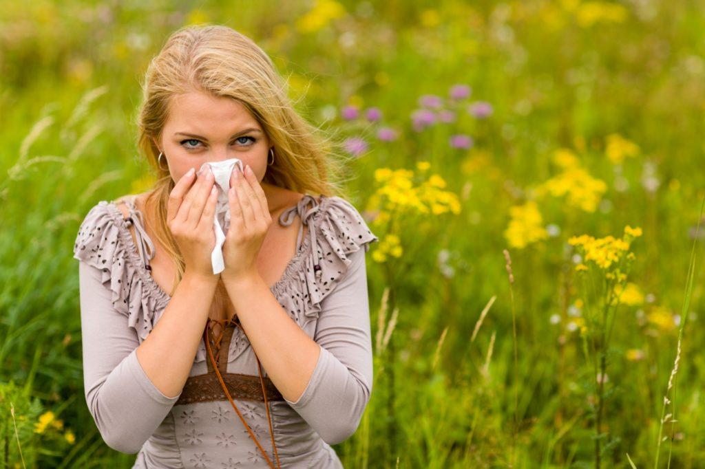 сезонна алергия